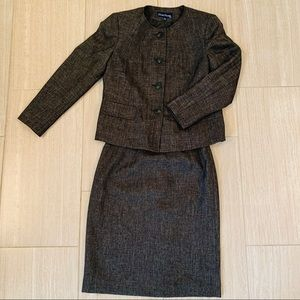 Evan-Picone Womens Petite Dress Suit 6P and 10P